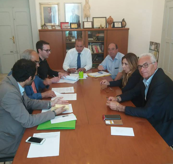 Alberobello: sottoscritto il contratto per il Servizio di Igiene Urbana